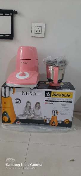 MIXER GRINDER 750WATTS only one 1300 sale sale sale