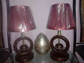 Stylish Table lams pair available for sale in reasonable price.