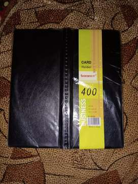 Business Cards Holder - CardBook 400