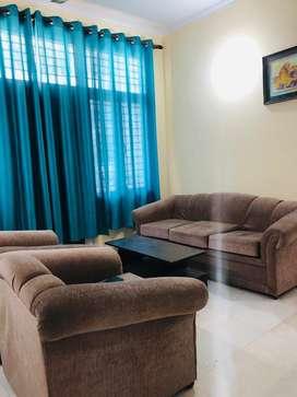 One room avilabe in three bhk