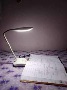 Study lamp Rechargeable Led Touch On Off Switch Student Study Reading