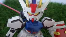 SD Ex-Standard Aile Strike Gundam Original Bandai