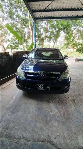 Dijual Toyota Innova Type V 2005 SIAP PAKAI