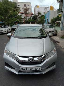 Honda City SV Manual Diesel, 2014, Diesel