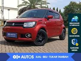 [OLXAutos] Suzuki Ignis 1.2 GX A/T 2018 Merah MRY