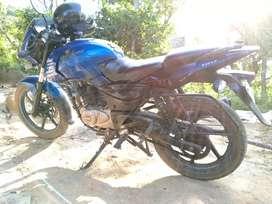 Good condition bike.pulsar 180