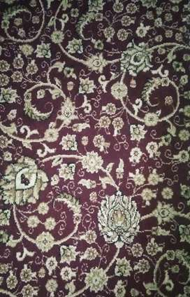 Red Irani Carpet