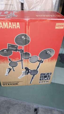 Drum Yamaha Elektrik 432 + stick
