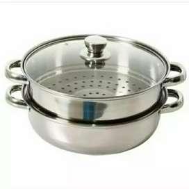 panci kukus steam pot uk 28cm