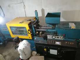 Injection machine 50 ton D. Boy 480000