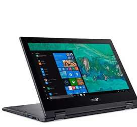 Brand new 11.6 inch Acer spin 1, 2 in 1 laptop