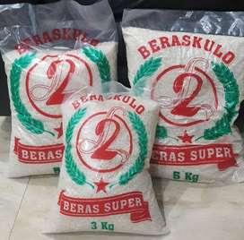beras kulo L2 / beras punel / bersa slep
