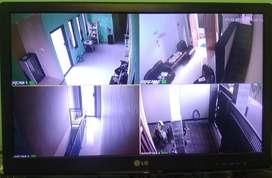 paketan CCTV dijamin komplit tinggal terima beres saja