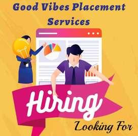 Female HR Placement consultant
