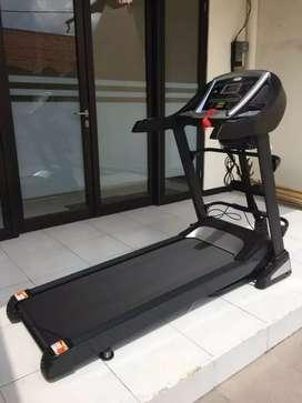 Hitam big sport/Treadmill Electric 3 fungsi/