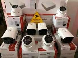 PEMASANGAN KAMERA CCTV PAKET LENGKAP// KAMERA 2 MP FULL HD