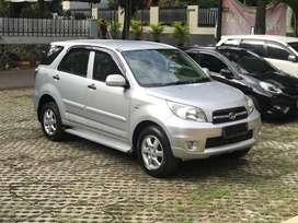 Daihatsu Terios TS EXTRA AT 2013, silver met, HARGA KHUSUS CASH
