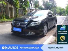 [OLXAutos] Toyota Camry 2013 2.4 V A/T Hitam #Arjuna Motor