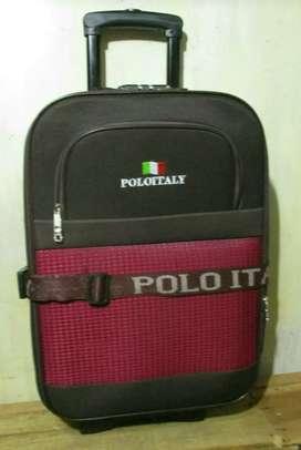 Tas Koper, Travel Bag Polo Kanvas