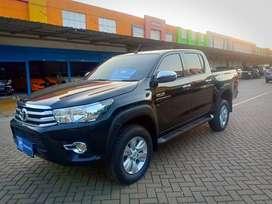 Toyota HILUX Doubel Cabin type V matik nik 2018