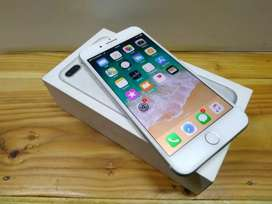 iphone 7+ 128GB Silver mulus