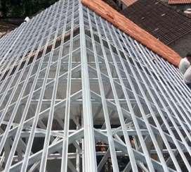 Baja ringan SNI ←↑→ Jasa bongkar pasang atap ←↑→ Renovasi bangunan