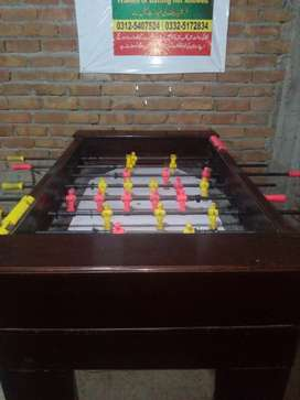 snooker club for sale and videos games and hand ball