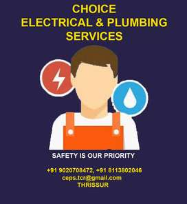 CHOICE ELECTRICAL & PLUMBING SERVICES