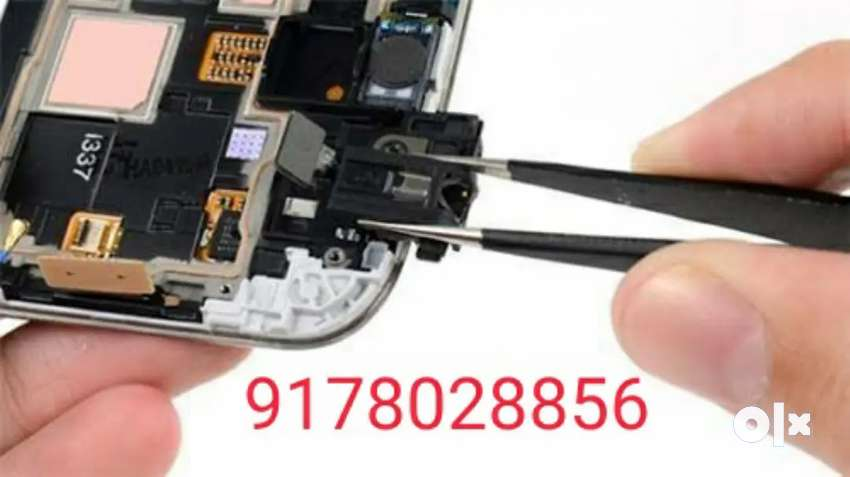 Mobile Repairing and pickup and delivery service available