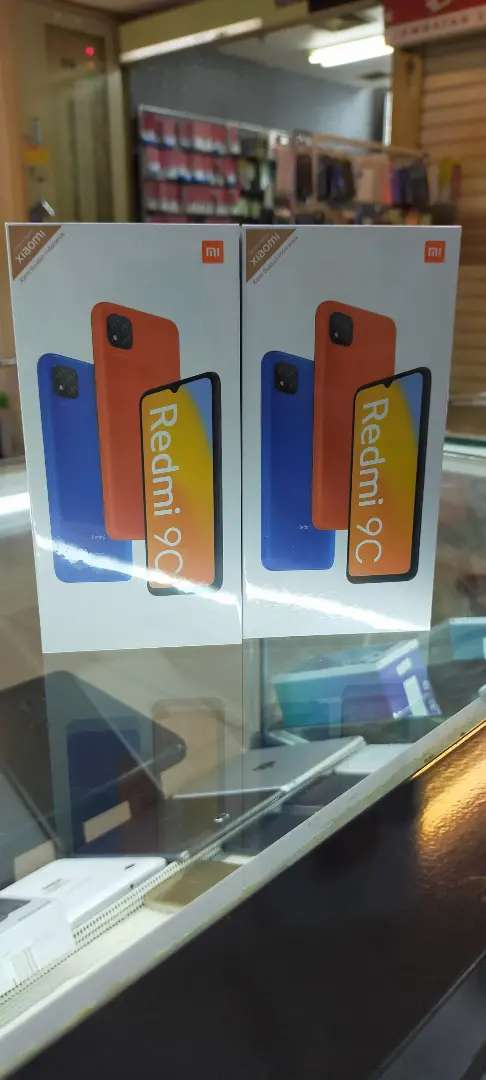 Xiaomi redmi 9 c ram 4 KREDIT Dp400 ribu 0