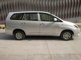 Toyota Innova 2.5 G 8 STR BS-III, 2006, Diesel