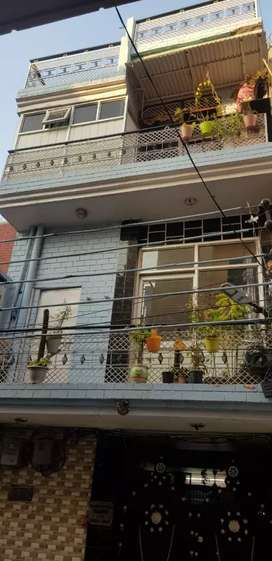 3 Floor Independent house in Sector 11 only at 1.3Cr