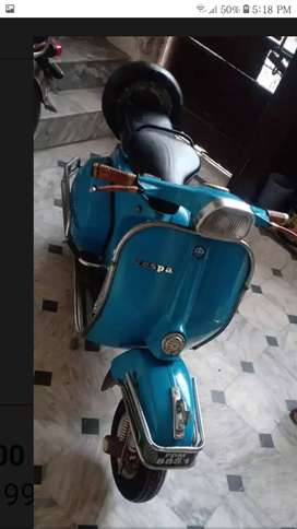 Vespa in good condition