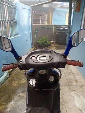 Mahindra Rodeo RZ SYM 125 CC