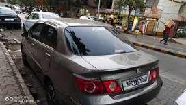 Honda city zx 2007 petrol + cng