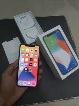 Jual Iphone X 256 GB