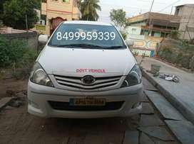 Toyota Innova 2008 Diesel 162511 Km Driven with excellent condition.