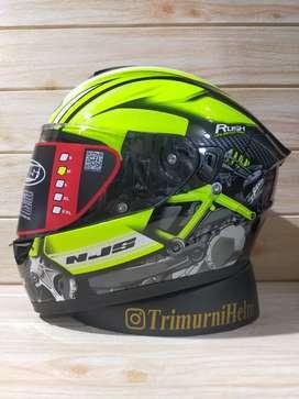 helm njs zx-1 rush size M/L
