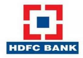 New Vacancy HDFC Bank.