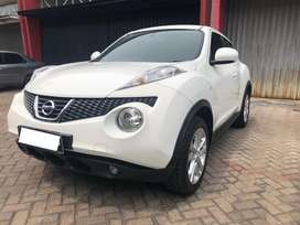 JUAL CEPAT TDP 15JT AJA! TERMURAH! LOW KM! Nissan Juke 1.5 RX AT 2013