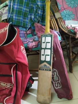 Cricket Kit - All new. 2 matches played only.