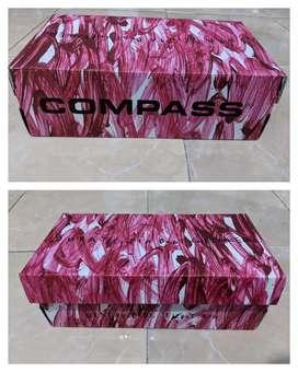 Sepatu compass feat jason ranti