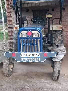 I want to sell my tractor swaraj 744