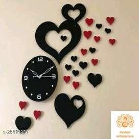 New Graceful Wall Clocks