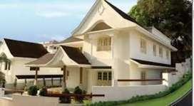12 cents with 4000 Sft new villa near infopark kakkanad
