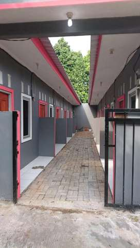 Di jual cepat Investasi, rumah kontrakan 10 pintu dekat LRT stasiun