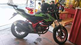 Motor cb 150 R muluss toring