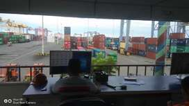 CONTAINER 20'/40'HC,STD.BOX OFFICE. SUMATERA-JAWA