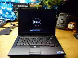 Dell core 2 duo laptops (2 / 4 gb ram)1 month warranty