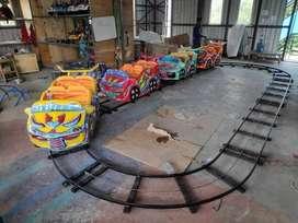 promo mini coaster keren odong asli pabrik